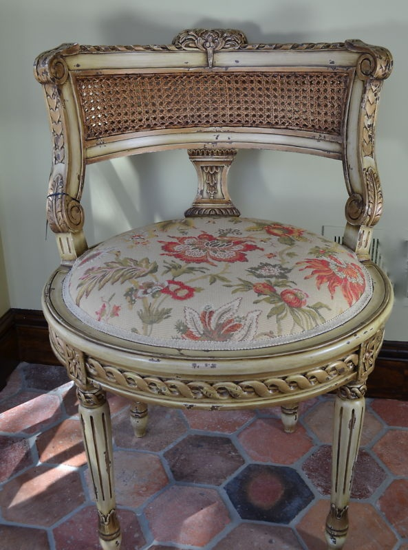 78 best images about tapestry chairs on pinterest louis for Antique french chaise