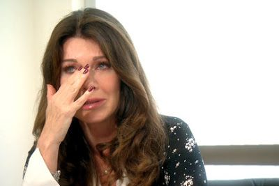 """Lisa Vanderpump Explains Her Emotional Reaction While Discussing Her Son Max Todd's Adoption Story And Slams Lisa Rinna For """"Being So Unduly Judgmental"""" Of Kim Richards' Sobriety!"""