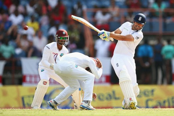 Denesh Ramdin Photos: West Indies v England - 2nd Test: Day Five
