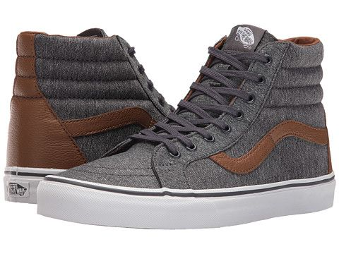 Vans SK8-Hi Reissue (leather) dachs Holidays 2016 - 8 VG85rJc0