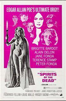 Spirits of the Dead (film 1968) – Histoires extraordinaires online subtitrat