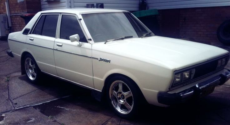 My little Datsun (affectionately called here in Australia, a Datto) 1978 Stanza. Love this car and have owned her for many years.. Later model headlights were put in cause I like the twin square ones and grill opposed to the round ones.