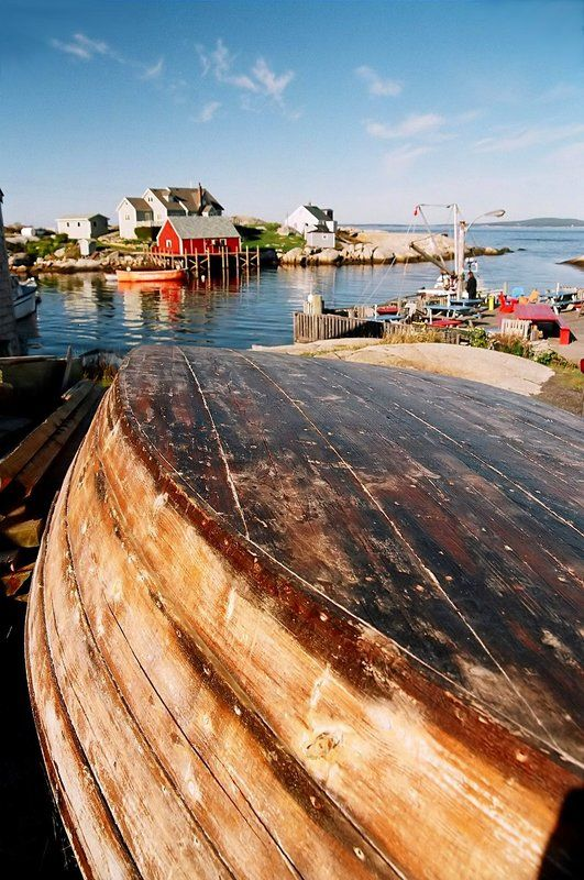 Peggy's Cove, Nova Scotia ( #Canada ) - Travellerspoint Travel Photography