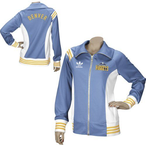 Denver Nuggets Adidas On Court Warm Up Jacket: Pin By Divya Jyoti On My Style - Women