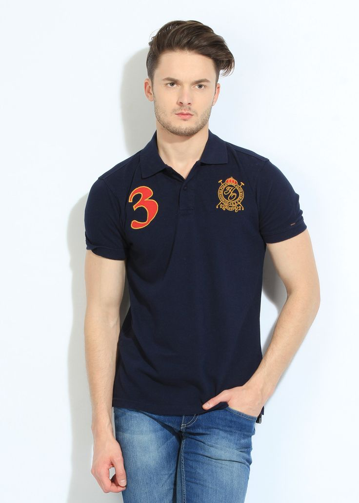 Ho polo day front