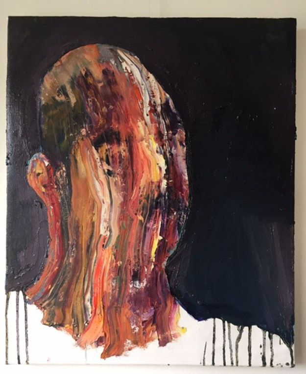 Striking works of art by Myuran Sukumaran, an Australian man facing imminent execution in Indonesia for heroin smuggling, are currently on show at the London headquarters of Amnesty International.