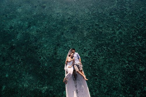 Secret photoshoot locations in Bali lembongan island