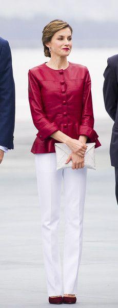 koningin letizia 23-6-2017