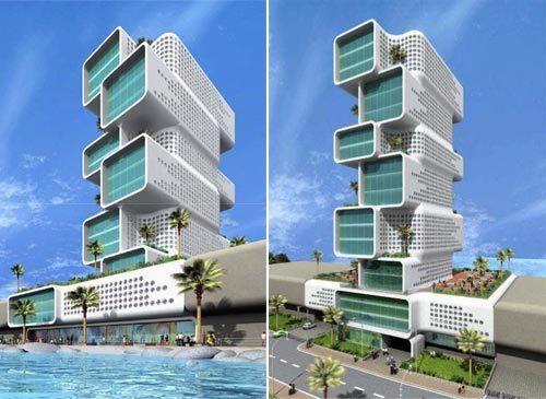 ironyfunny = surprising :: 건축-도시디자인-두바이의 건축들 [ 2008년을 회고하며 ]