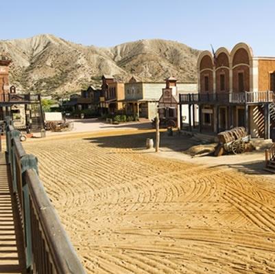 Mini Hollywood - Tabernas desert - Almeria - Spain
