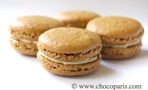 recipe for Pierre Hermé coffee macarons | Desserts/Sweets/Pastry | Pi ...