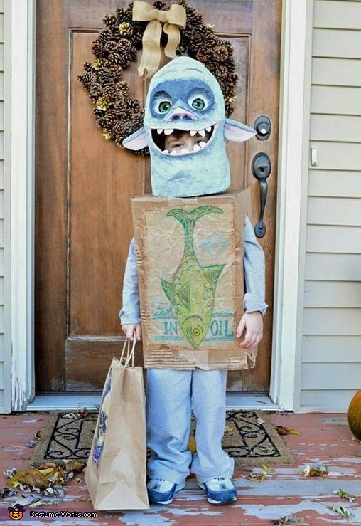 17 best images about halloween on pinterest diy costumes for Loves fish box menu