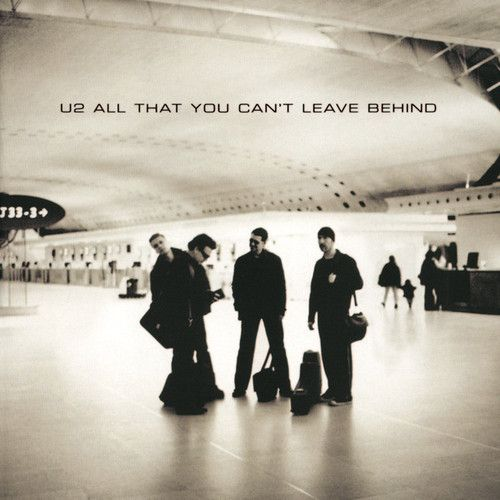 All That You Can't Leave Behind (U2)