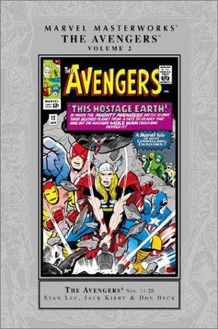 Marvel Masterworks: The Avengers Volume 2 @ niftywarehouse.com