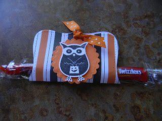Kards by Kadie: Halloween Treat Holders