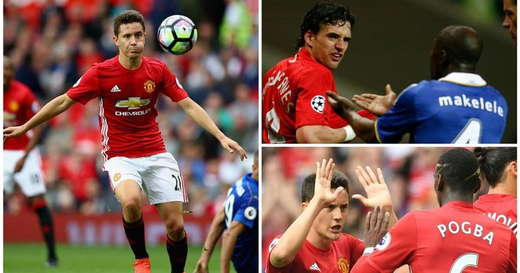 Manchester United player Ander Herrera can fill Owen Hargreaves void