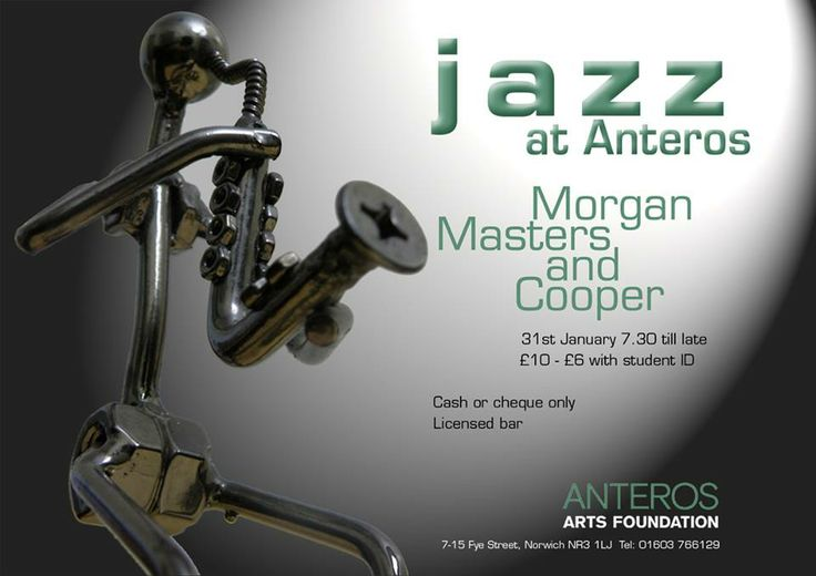 Jazz at Anteros - 31st Jan 2014