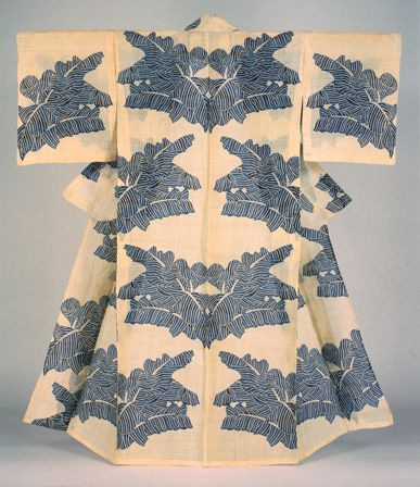 20th-century Japanese artist (once a Living National Treasure) Serizawa.