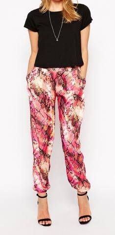 Spodnie - With Love to Design