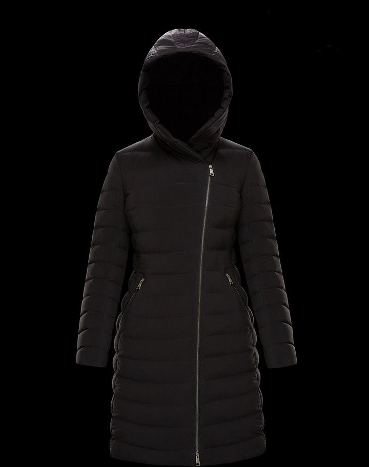 053e31494a75f MONCLER BARGE - Long outerwear - women