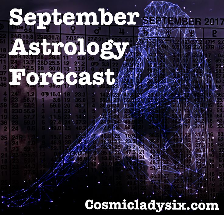 September Astrology Forecast