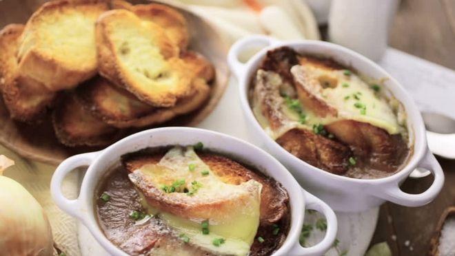 Κρεμμυδόσουπα, η Παριζιάνα | Φαγητό | News 24/7