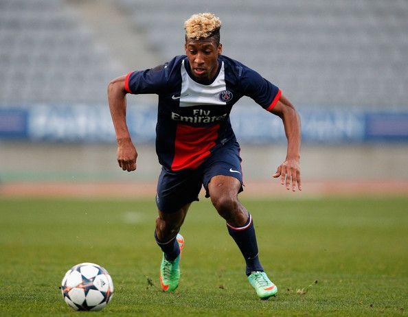 Kingsley Coman joins Juventus
