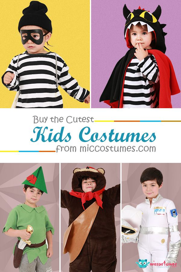 Buy the cutest kids #costumes from miccostumes.com. Cheap price starts from $12.99. Available for both boys and girls who is no more than 120cm. Good quality and best choivce for holidays costumes.