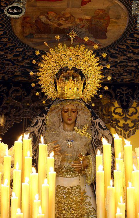 Hermandad de la Candelaria. Martes Santo 2008::::RAFAES