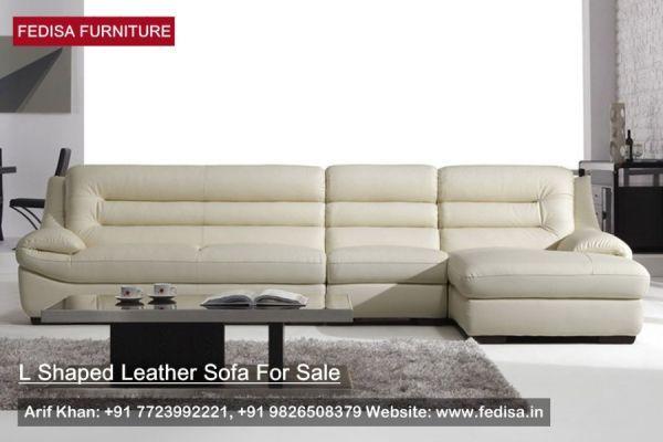 L Shape Sofa Set, L Shaped Couch, Navy Blue Sectional Sofa Fedisa ...