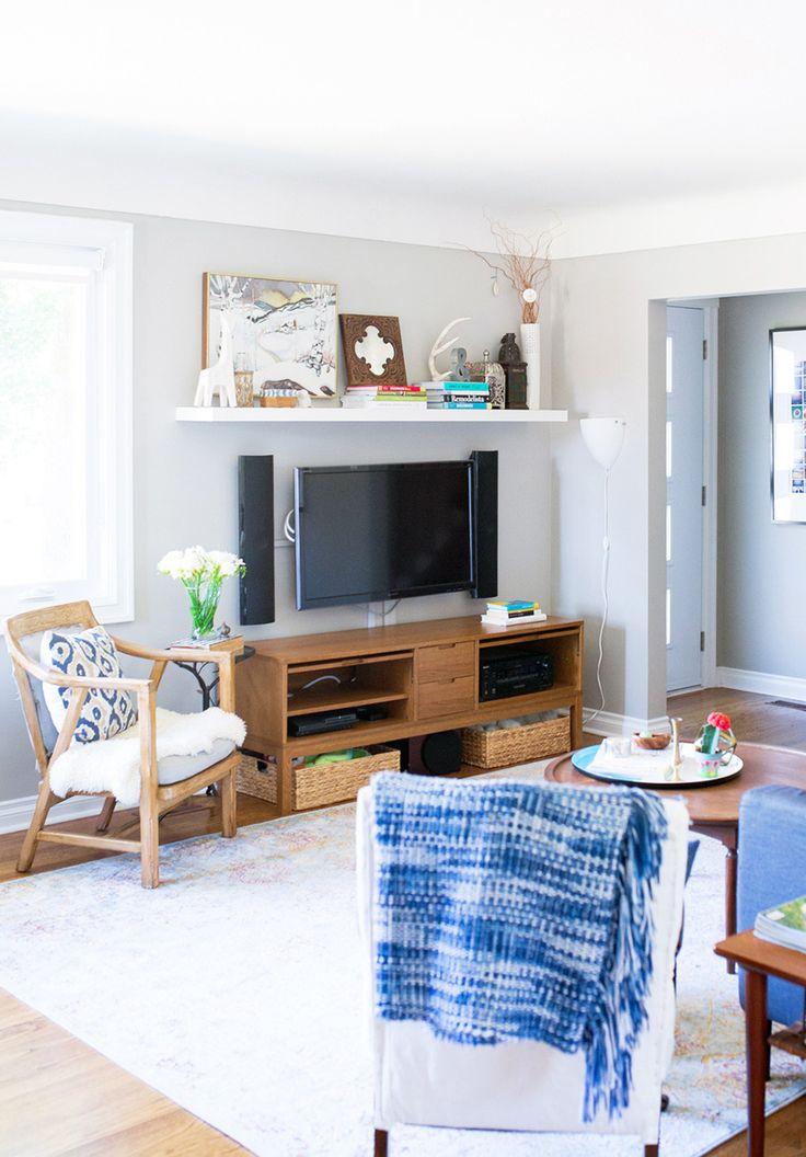 340 best house ideas living room images on pinterest living spaces living room ideas and home - Bright design homes ...