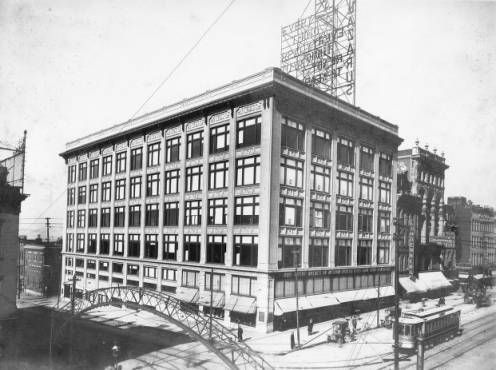 1909-1912 F & R Lazarus Company, High and Town