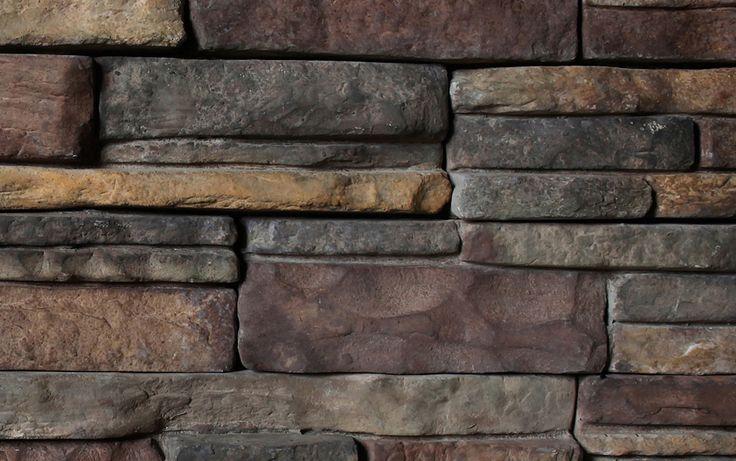BuildDirect®: Kodiak Mountain Stone Manufactured  Stone Veneer - Ready Stack Stone Panels Collection