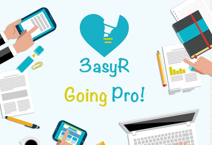3asyR going Pro!
