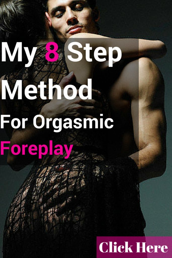 Foreplay step by step