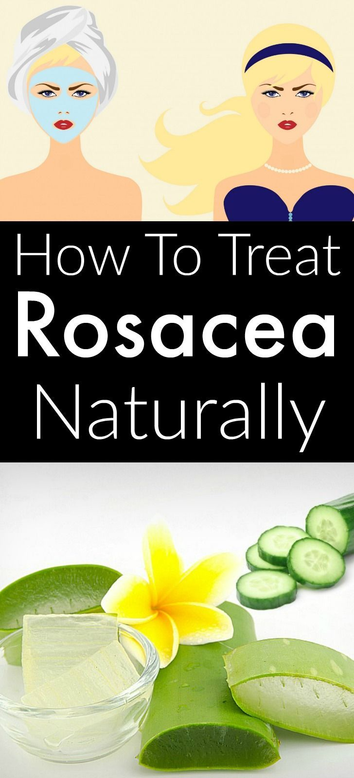 How To Treat Rosacea Naturally? 8 Easy Solutions