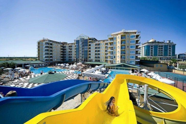 Hotel HD Wallpapers : Didim Beach Resort Hotel