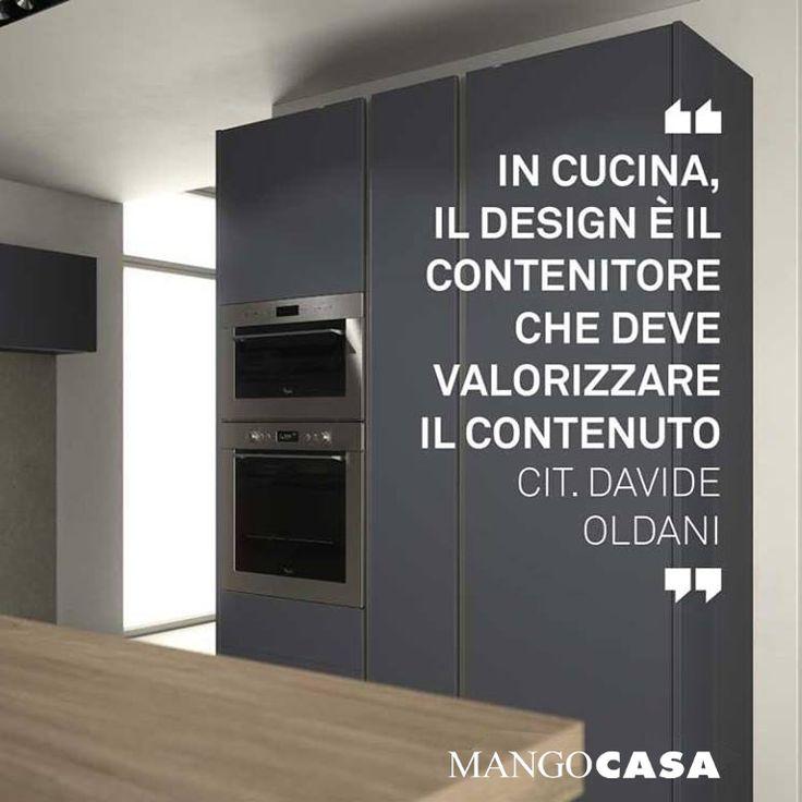 In cucina il design è il contenitore che deve valorizzare il contenuto - Davide Oldani
