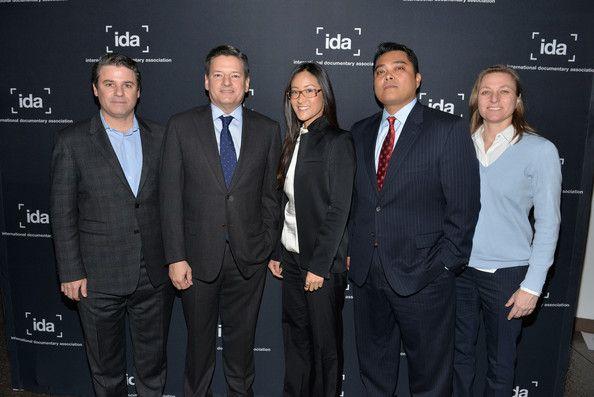 Cindy Holland and Lisa Nishimura Photos: International Documentary Association's 2013 IDA Documentary Awards