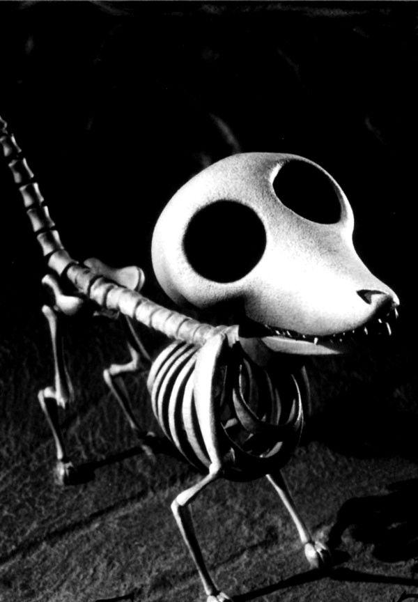 Scraps | Corpse Bride