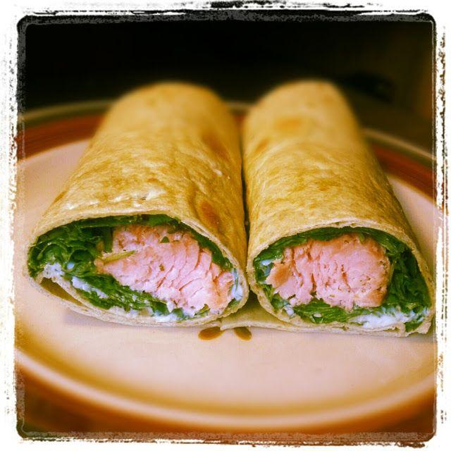 moniczka w kuchni: Szybkie, dietetyczne, zdrowe sałatki na lunch z do...