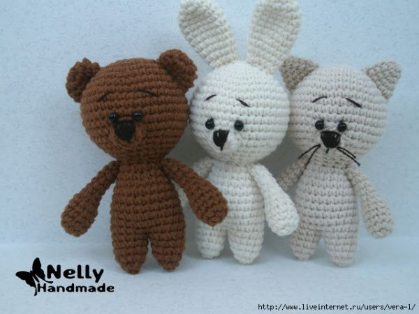 Amigurumi Schematy : Best crochet amigurumi all free images