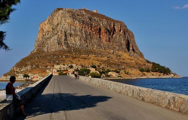 Rock of Monemvasia