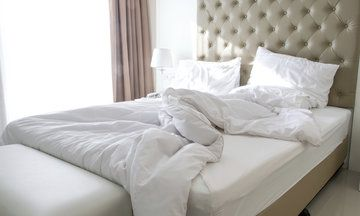 Why You Should Never Make Your Bed | Huffington Post