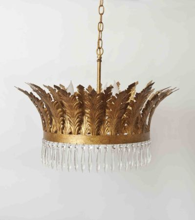 Julie Neill Designs - New Orleans handcrafted chandeliers wall sconces custom lighting hand-painted tables hand-painted vanities & 211 best Lighting images on Pinterest | Bukowski Chandeliers and ... azcodes.com