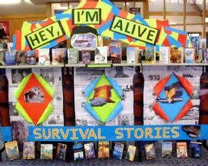 Creative Library Book Displays - Bing Images