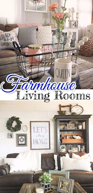 Farmhouse Living Rooms u2022 Modern Farmhouse Living