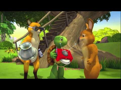 Franklin and Friends - Franklin and the Sculpture Garden / Franklin and the Silly Stakes - YouTube