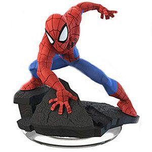 Disney Infinity Spider-Man Figure