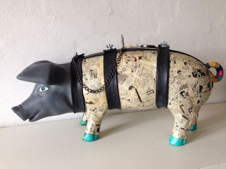 Pig Art.